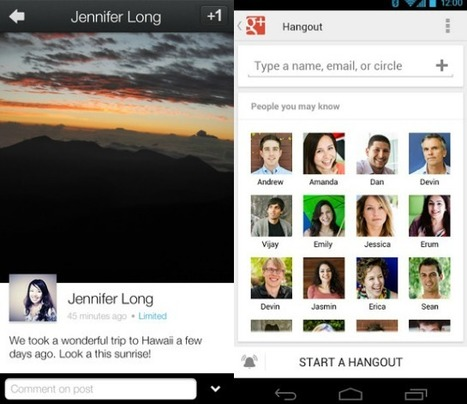 Google+ App Update Adds Support for Brand Pages | Bussines Improvement and Social media | Scoop.it