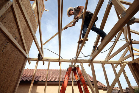 U.S. new home sales jumped 18.6% in May | money matters | Scoop.it