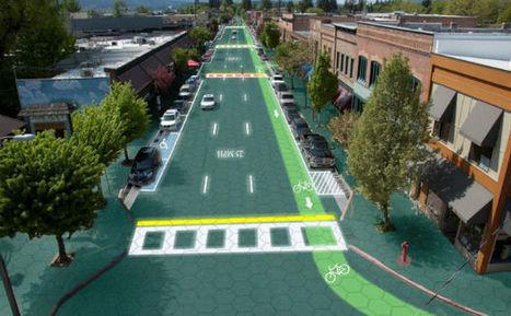 Fotovoltaico: Londra pensa alle strade solari | Rinnovabili | Ambiente e Territorio | Scoop.it