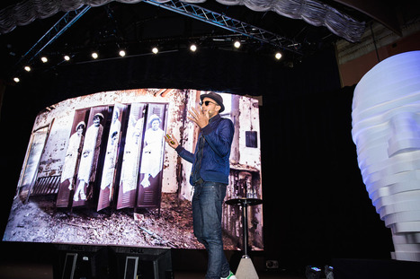 Silicon Valhalla: Stockholm Stakes Its Claim on the Future   The Creators Project   MUSIC:ENTER   Scoop.it