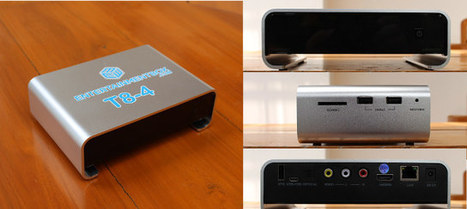 EBox T8-4 TV Box and Ipega Bluetooth Game Controller Unboxing and Teardown | Embedded Systems News | Scoop.it
