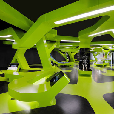Dezeen » Level Green by J. Mayer H. | exhibiting | Scoop.it