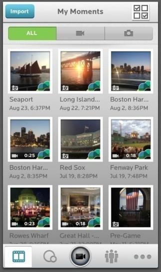 Burst's App Gives Families a Secure Way to Share Photos & Videos | Réseaux sociaux et Curation | Scoop.it