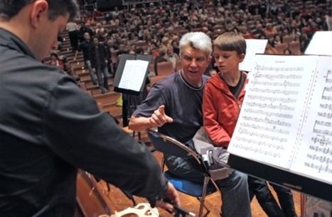Dix jours avec «Orchestres en fête»   Revue de presse - Auditorium ONL au 6 décembre 2013   Scoop.it