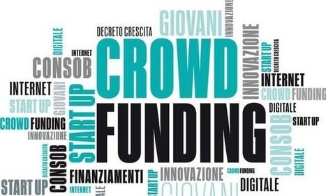 Startup e crowdfunding: la bozza del nuovo regolamento Consob   Crowdfunding e sussidiarietà orizzontale. Integrazione, confronto e limiti.   Scoop.it