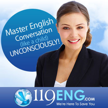FREE Online English Lessons for Speaking English 119ENG.COM | The Best Way to Learn English | Scoop.it