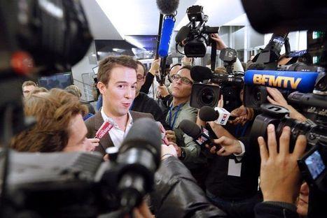 Primaires UMP à Paris: Guillaume Peltier contre NKM à cause du mariage gay   Actualité de la politique française   Scoop.it
