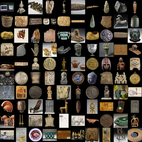 A History of the World in 100 objects | 21st century learning | Scoop.it