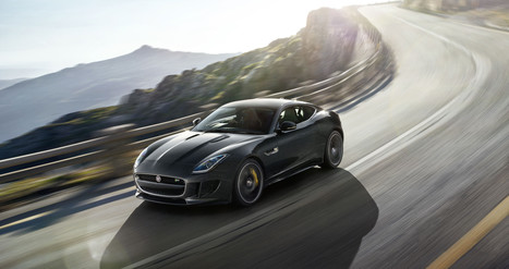 Jaguar stun the competition with the F-Type R Coupe | Cars | Scoop.it