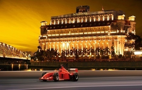 Book Luxury Hotels for the Singapore Grand Prix | Abu Dhabi Grand Prix Packages | Scoop.it