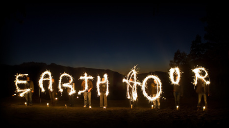 Join the Earth Hour movement   WWF   IMC   Scoop.it
