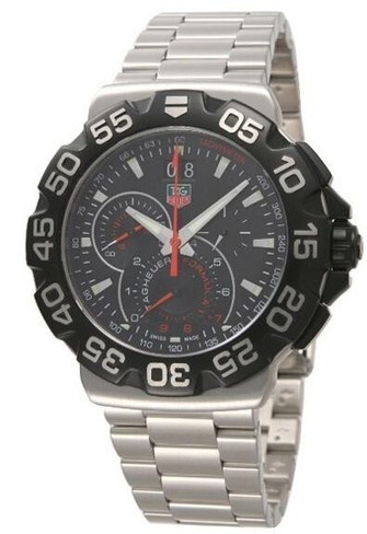 TAG Heuer Formula 1 Stainless Steel Men's Watch CAH1010.BA0860 Review | Cheap Replica Tag Heuer Watches | Scoop.it