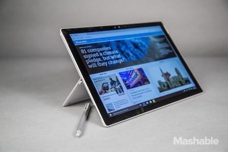 Microsoft Surface Pro 4 review: Not quite a laptop, but so close   Tech News   Scoop.it