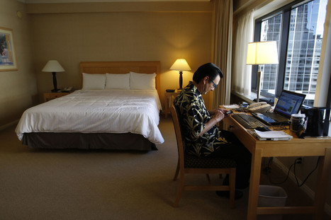 Free, fast Wi-Fi more common at independent hotels, study says - Los Angeles Times | Little Hotelier All-in-One | Scoop.it