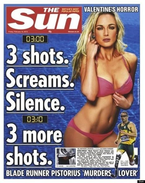 Lanzan petición para que The Sun se disculpe por portada sobre muerte de modelo | periodismo  y comunicacion | Scoop.it
