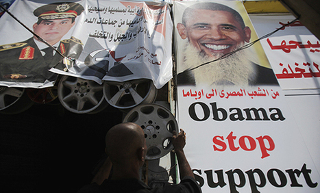 Rift Between Cairo, Washington Deepens - Al-Monitor: the Pulse of the Middle East | Middle East & Northern Africa | Scoop.it