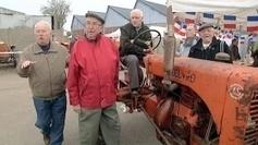 Les passionnés des tracteurs Vendeuvre rassemblés à Dieppe | Vos passions | Scoop.it