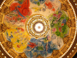Anniversary of Chagall Ceiling Unveiling | | EForExtravagant | Scoop.it