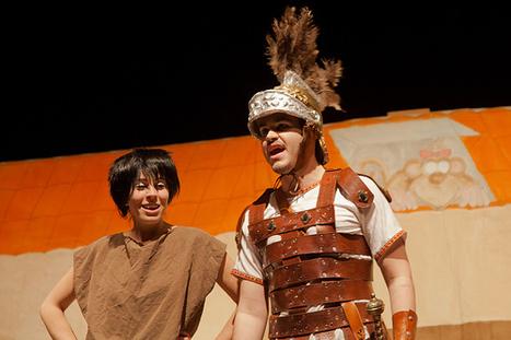 Finaliza o Festival de teatro de Lugo » SEEC Galicia | Ollarios | Scoop.it