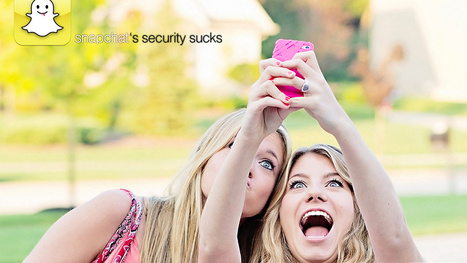 4.6 Million Snapchat User Names and Phone Numbers Leaked (Check Yours) | Linguagem Virtual | Scoop.it