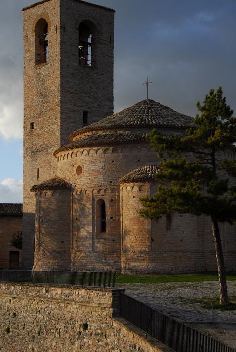 Pievebovigliana - Chiesa di San Giusto a San Maroto | Le Marche un'altra Italia | Scoop.it