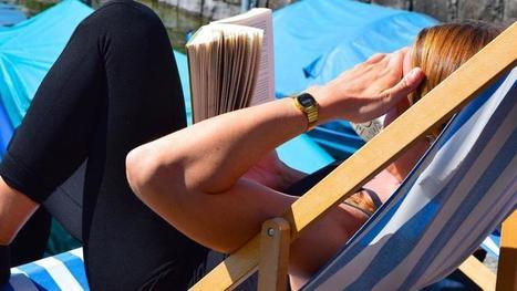 Sondage exclusif : que lira-t-on cet été sur la plage ? | www.directmatin.fr | La bibliothèque du Chesnay | Scoop.it