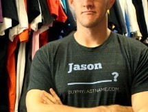 Jason Sadler auctions his last name to raise cash | CNNMoney | Public Relations & Social Media Insight | Scoop.it