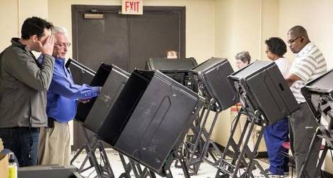 WSU statistician sues seeking Kansas voting machine paper tapes | Election by Actual (Not Fictional) People | Scoop.it