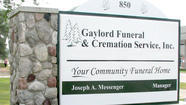Gaylord Funeral and Cremation Service open, ready to serve - Petoskey News-Review | Funeral Services | Scoop.it