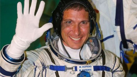 Space Smells and 4 Other Things We Learned From Astronaut Mike Hopkins | Vloasis sci-tech | Scoop.it