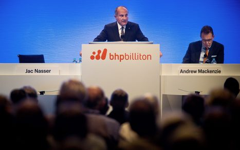 BHP Billiton: World will be in 'trauma' if Donald Trump imposes tariffs on China | Conflict Transformation | Scoop.it