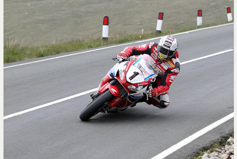 McGuinness fined following Senior TT success   Racing news from around the web   Scoop.it