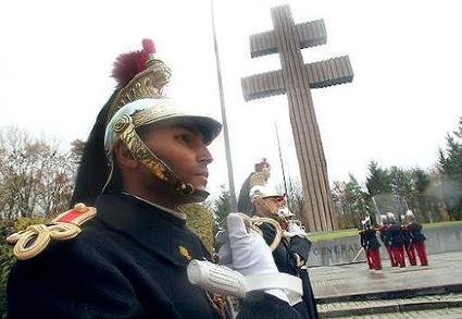 La Croix de Lorraine restaurée grâce à une souscription nationale - Nice-Matin | La restauration de la Croix de Lorraine | Scoop.it