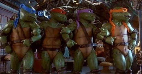 Early 'Ninja Turtles' Movie Script 'Worse Than Anyone Could Have Ever Imagined' | Animation News | Scoop.it