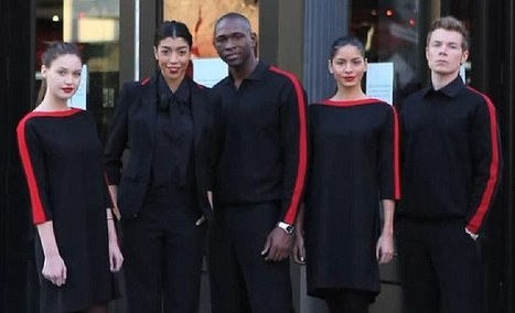 Sephora staff get a makeover with new uniforms by Michelle Obama favourite Prabal Gurung | Trending Beauty | Scoop.it