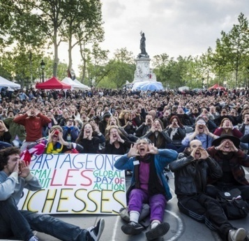 Coca-Cola, McDonald's... Nuit debout lance sa liste noire des marques | Nature Animals humankind | Scoop.it
