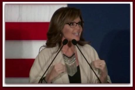 Full Speech: Donald Trump Rally With Sarah Palin On Caucus Day (Video) – BB4SP   Conservative Politics   Scoop.it