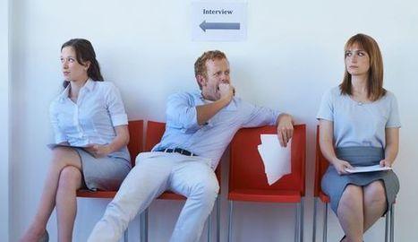 Sept trucs qui tuent en entretien d'embauche   CV, lettre de motivation, entretien d'embauche   Scoop.it