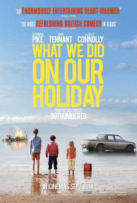 What We Did On Our Holiday : Learn English Through Movies | clubEFL - English on the Net | Scoop.it