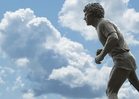 Terry Fox's 1979 letter to Adidas for running shoes | Mindfulness & Mindful Running | Scoop.it