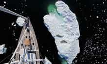 Rate of arctic summer sea ice loss is 50% higher than predicted | Climate Chaos News | Scoop.it
