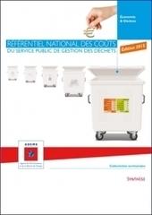 Référentiel national des coûts du service public de gestion des déchets – ADEME | Gestion des services aux usagers | Scoop.it