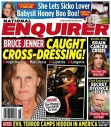 The National Enquirer - A Transgender Inquisition - Las Vegas Informer | The Nature of Homosexuality | Scoop.it