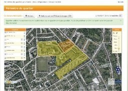 La nouvelle géographie prioritaire de la politique de la ville se prépare   DécryptaGéo   CartOrtho   Scoop.it