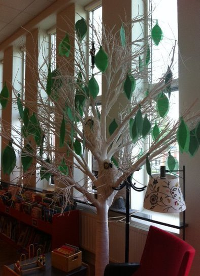 Nu grönskar det i Bibblans träd :-)| Fanfaren Kultur Farsta på Facebook | #ssbnu | Scoop.it