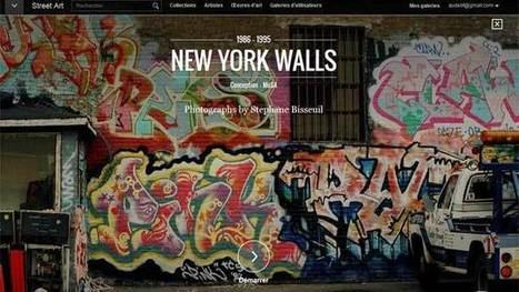 - Google lance le Street View de l'art éphémère de la rue   Culture augmentée - Augmented culture   Scoop.it