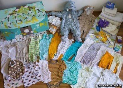 Γιατί τα μωρά στη Φινλανδία κοιμούνται σε χαρτονένια κουτιά; - Eimaimama.gr | Accelerator | Scoop.it