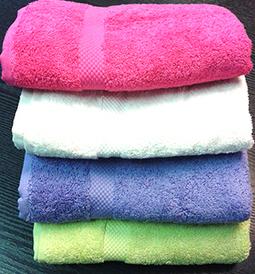 serviettes éponge coton bio-nouveaux coloris   Décoration_PlusDeCoton   Scoop.it