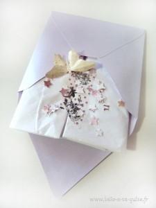 un cadeau aussi unique que les maries   Lalie à sa guise   L'amour et ses attentions   Scoop.it