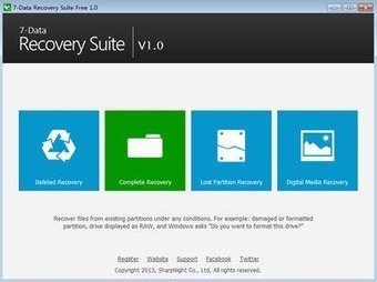 7-Data Recovery Suite V2.0.01 Full Crack Full Download ~ Free Full Version Software | sami | Scoop.it